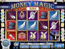 слот Magic Money играть