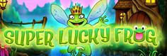 lucky frog слот